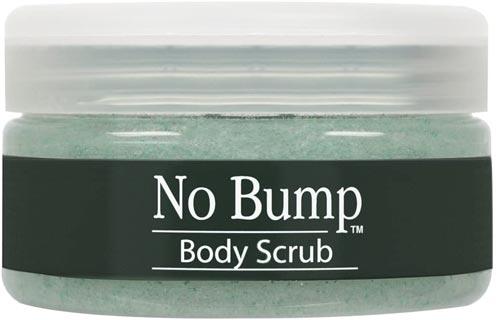 GiGi No Bump Body Scrub for Ingrown Hair