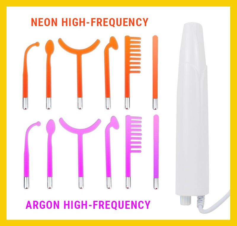 Argon Vs Neon High Frequency